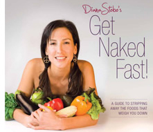 Get Naked Fast healthy food book