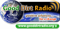 Good Dirt Radio logo