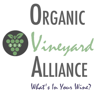 Organic Vineyard Alliance logo
